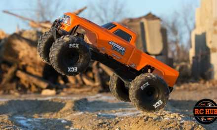 ECX 1/10 Amp Crush 2WD Monster Truck