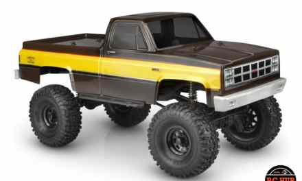 JConcepts 1982 GMC K10 – TRX-4 SPORT BODY