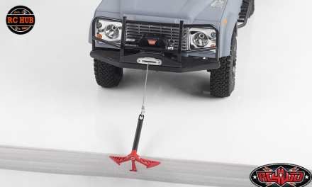 TRIDENT FOLDABLE WINCH ANCHOR