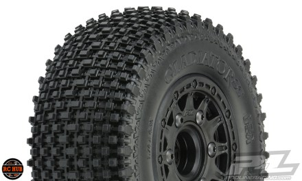 Pro-Line Gladiator SC 2.2″/3.0″ M3 (Soft) Off-Road Tires Mounted