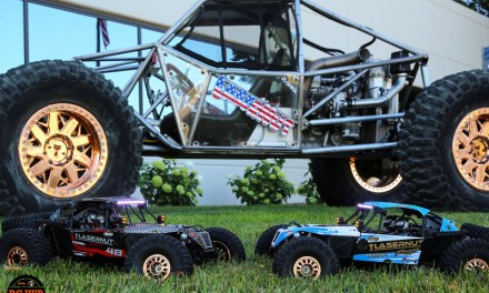 Losi Lasernut U4 4WD Brushless RTR with Smart ESC