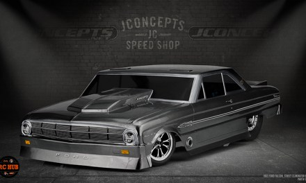 JConcepts 1963 Ford Falcon, Street Eliminator Body