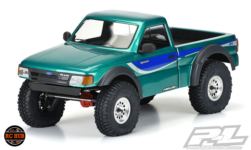 Pro-Line 1993 Ford Ranger Clear Body Set
