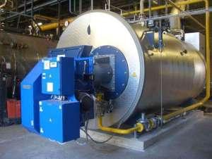 chaudiere vapeur à tubes de fumées