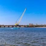 surf city nc bridge construction feb 2017 rachel carter