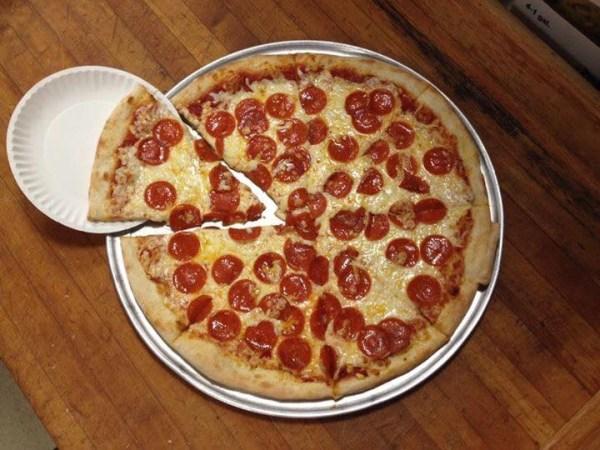 DeNoia's Pepperoni Pizza - RCI Plus Topsail