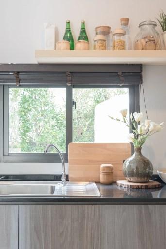 Kitchen Staging - RCI Plus Topsail