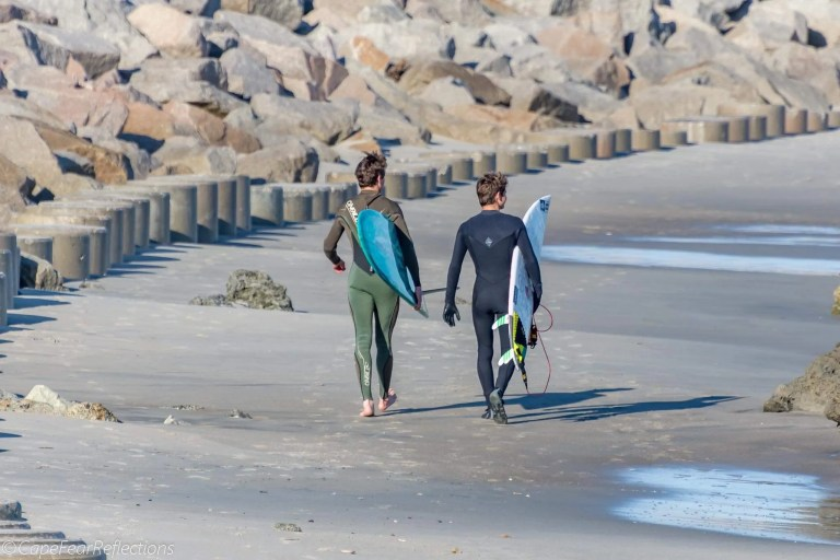 surfers fort fisher rci plus topsail