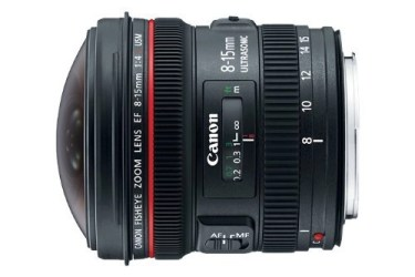 canon 8-15mm fish eye lens