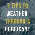 tips to weather through a hurricane - RCI Plus Topsail