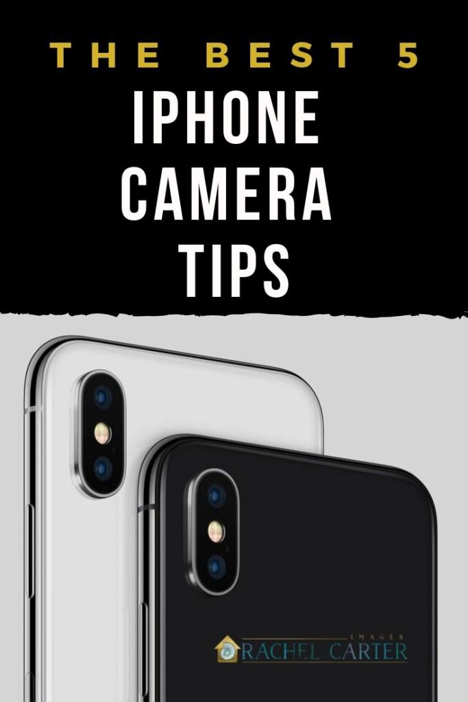 5 best iphone camera tips - Rachel Carter Images