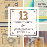 13 perfect gifts for photographers under $20 - Rachel Carter Images