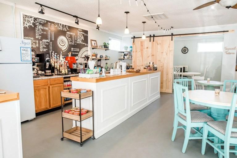 Sundial Coffee & Tea by Diana Rose Photography, in Holly Ridge North Carolina