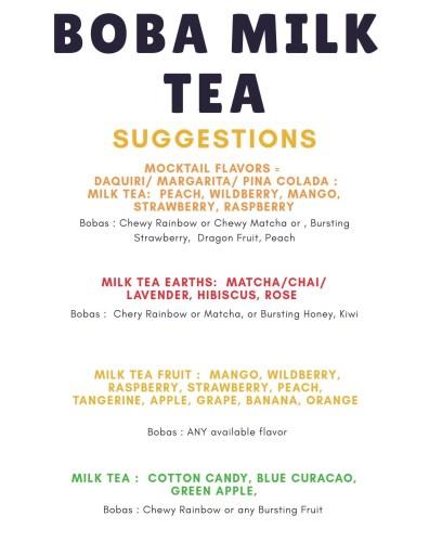 Tiki Turtle's Ice Creams & Boba Milk Teas & Shakes - Surf City NC