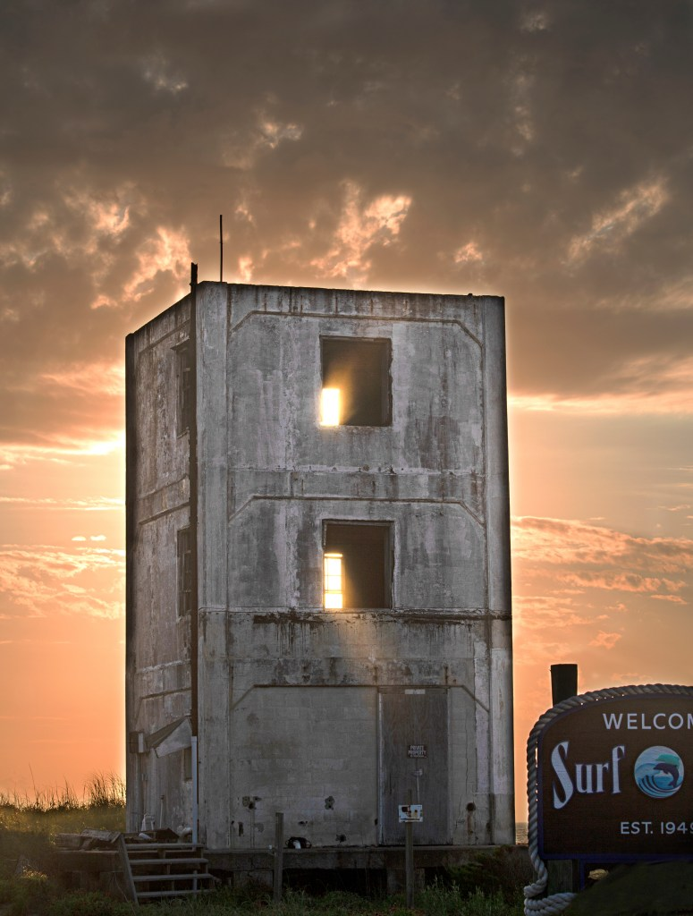 Mark Butler - Tower 3 - Topsail Island, NC
