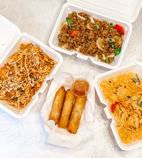 jasmine tasty thai food - RCI Plus Topsail