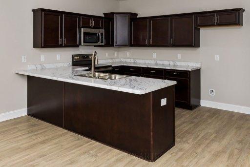 Horizons East Building Company new kitchen construction - Sneads Ferry Holly Ridge, North Carolina