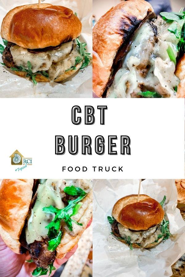 CBT Burger Food Truck - RCI Plus Topsail