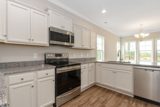 Horizons East Building Company new kitchen construction - Onslow County, North Carolina