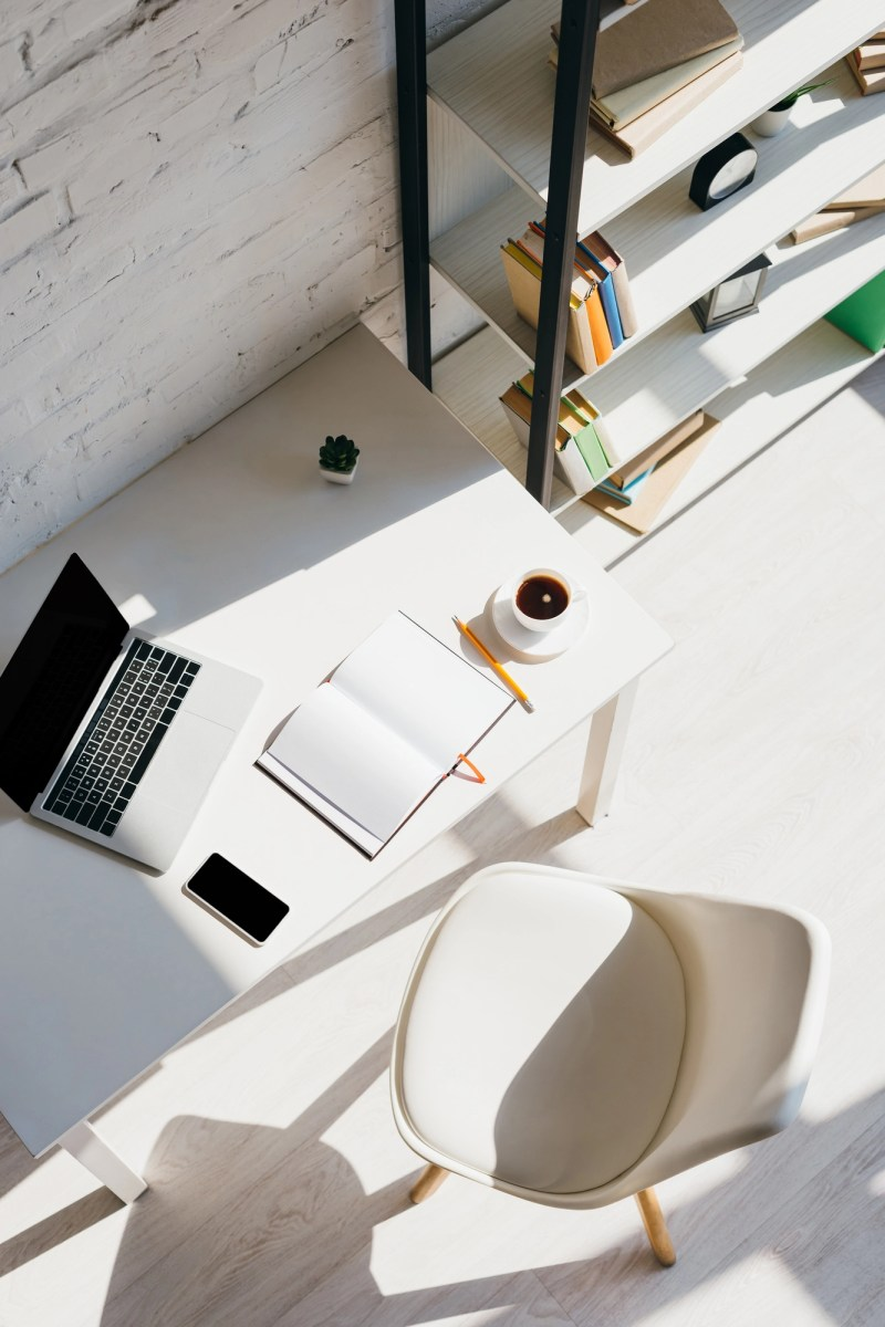 How to Create a Productive Home Workspace