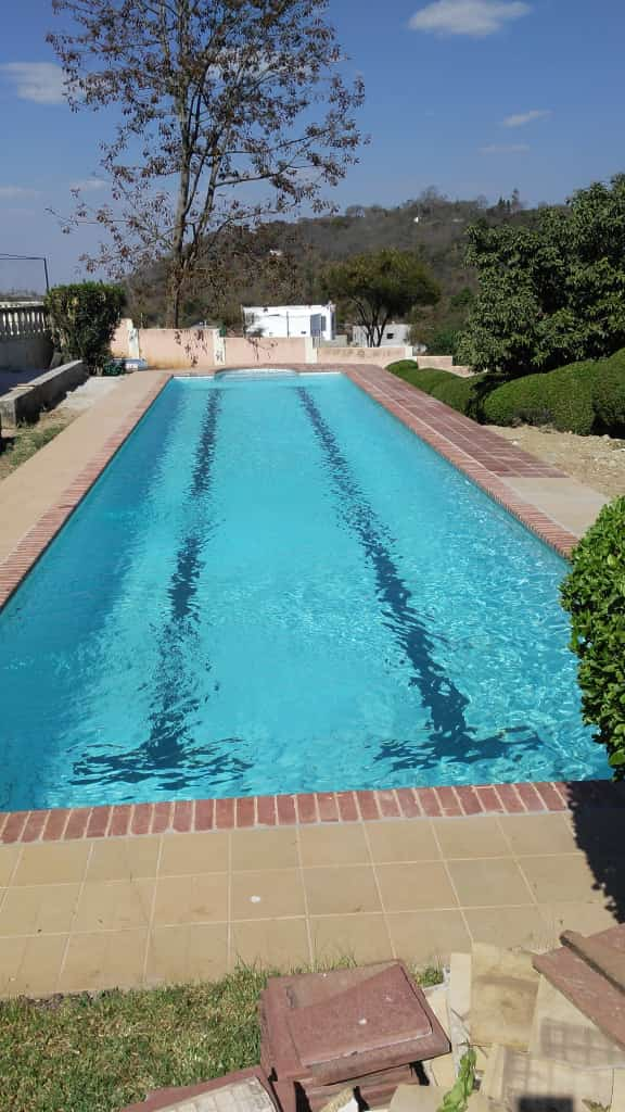 4b. Pool after refilling