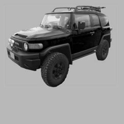 2007-2009 FJ Cruiser Lift Kits