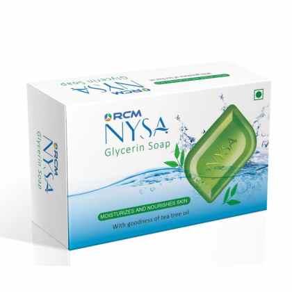 Nysa Glycerine Soap(75g)