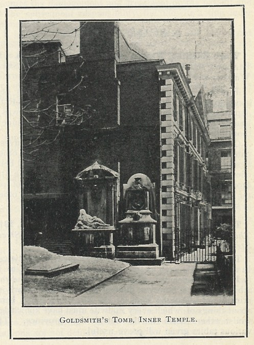 Inner Temple from the February 1916 issue of Nursing Notes