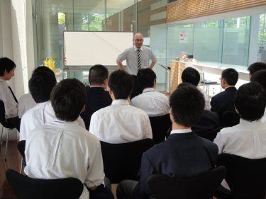 会報 特別号 桐蔭学園高校IAC 新入生歓迎式 2012年 5月12日