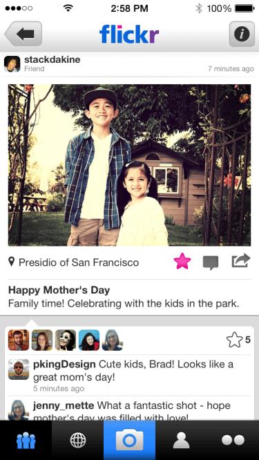 ついに写真管理は「Flickr」にしました!