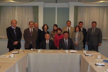 第5グループ会長・幹事会