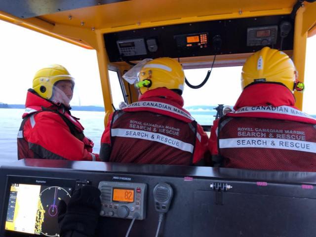 Crews training