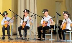 Районный конкурс инструментальной музыки Созвездие талантов