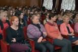 Полина Республика - Выступление в гимназии № 15