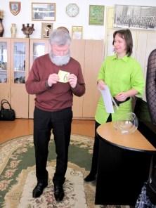 "Жеребьевка на конкурсе ""Песня без границ"""