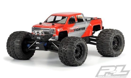 Get trucking with these two new lids from Pro-Line | RC Newb