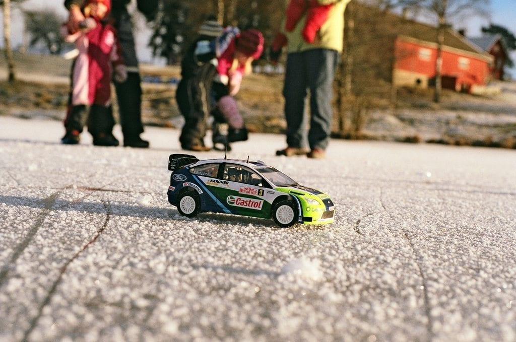 The Sub-$200 Small-scale Rally Car Roundup