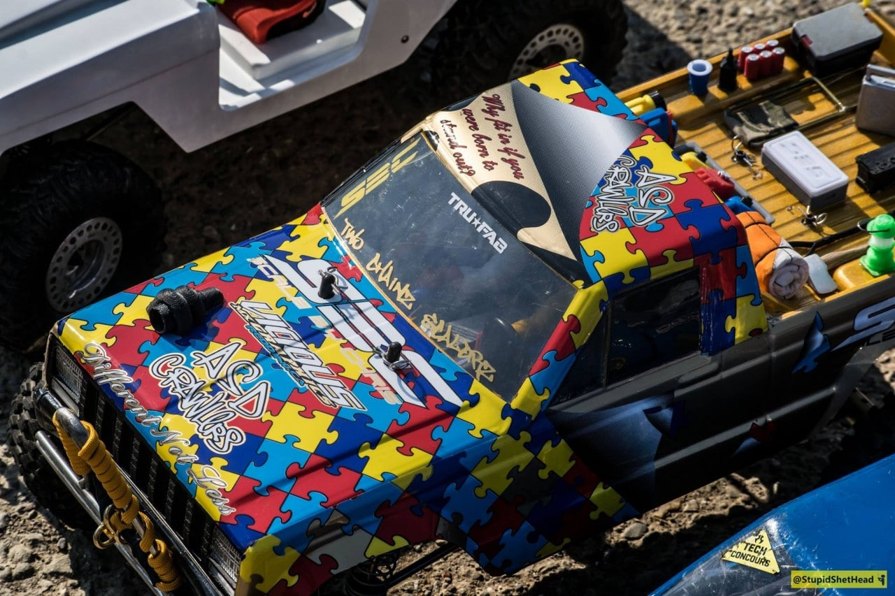 """Relive the 2nd Annual """"Autism Awareness R/C Crawl"""" Through the Lens of James Tabar"""