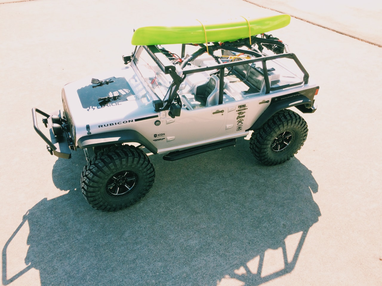 Rig Review: Axial SCX10 Jeep Wrangler Unlimited Rubicon RTR [Video]