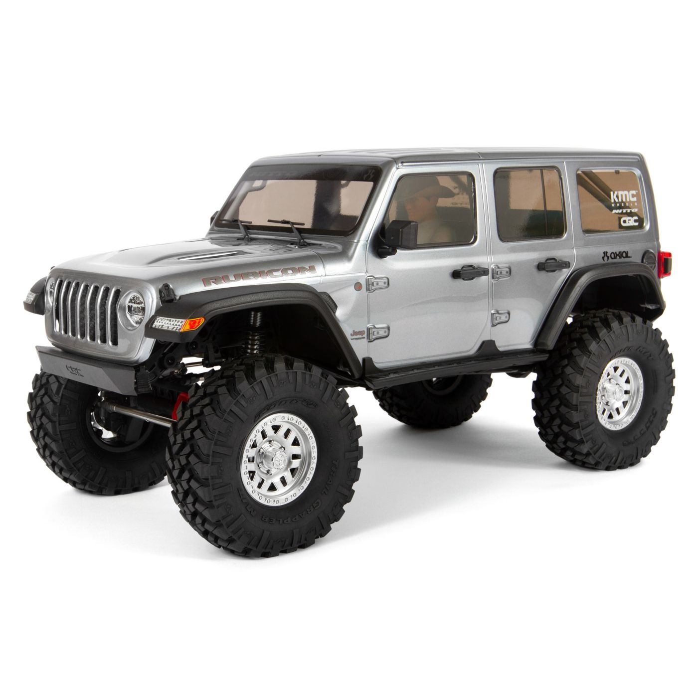 A Jam-packed Jeep: Axial Releases the SCX10 III Jeep Wrangler Rubicon JLU Kit