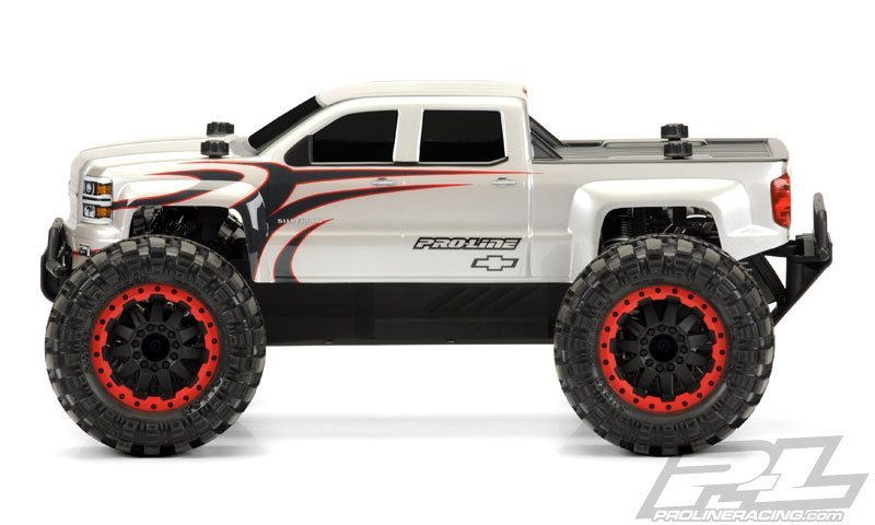 Pro-Line's Seven New Bodies Are Waiting to Showcase Your Painting Prowess