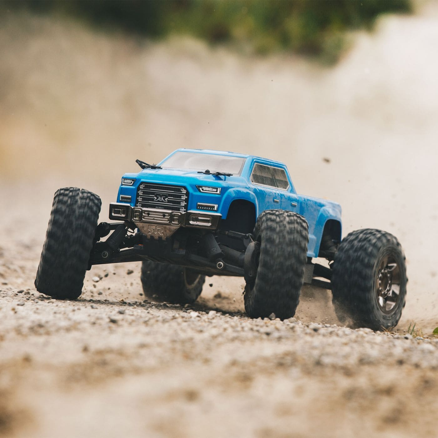 See it in Action: ARRMA Big Rock Crew Cab 4×4