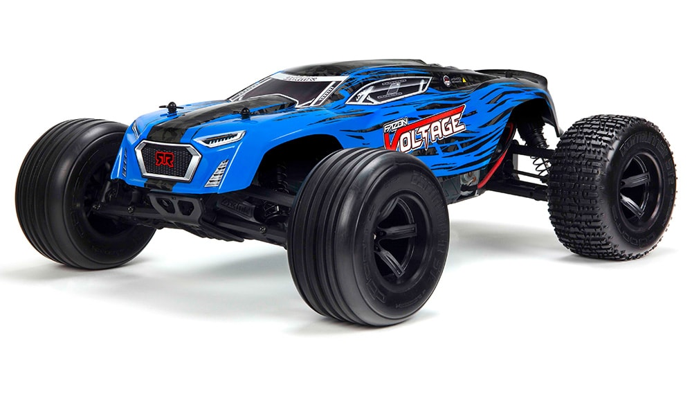 New From ARRMA: The Fazon Voltage Mega Speed Truck