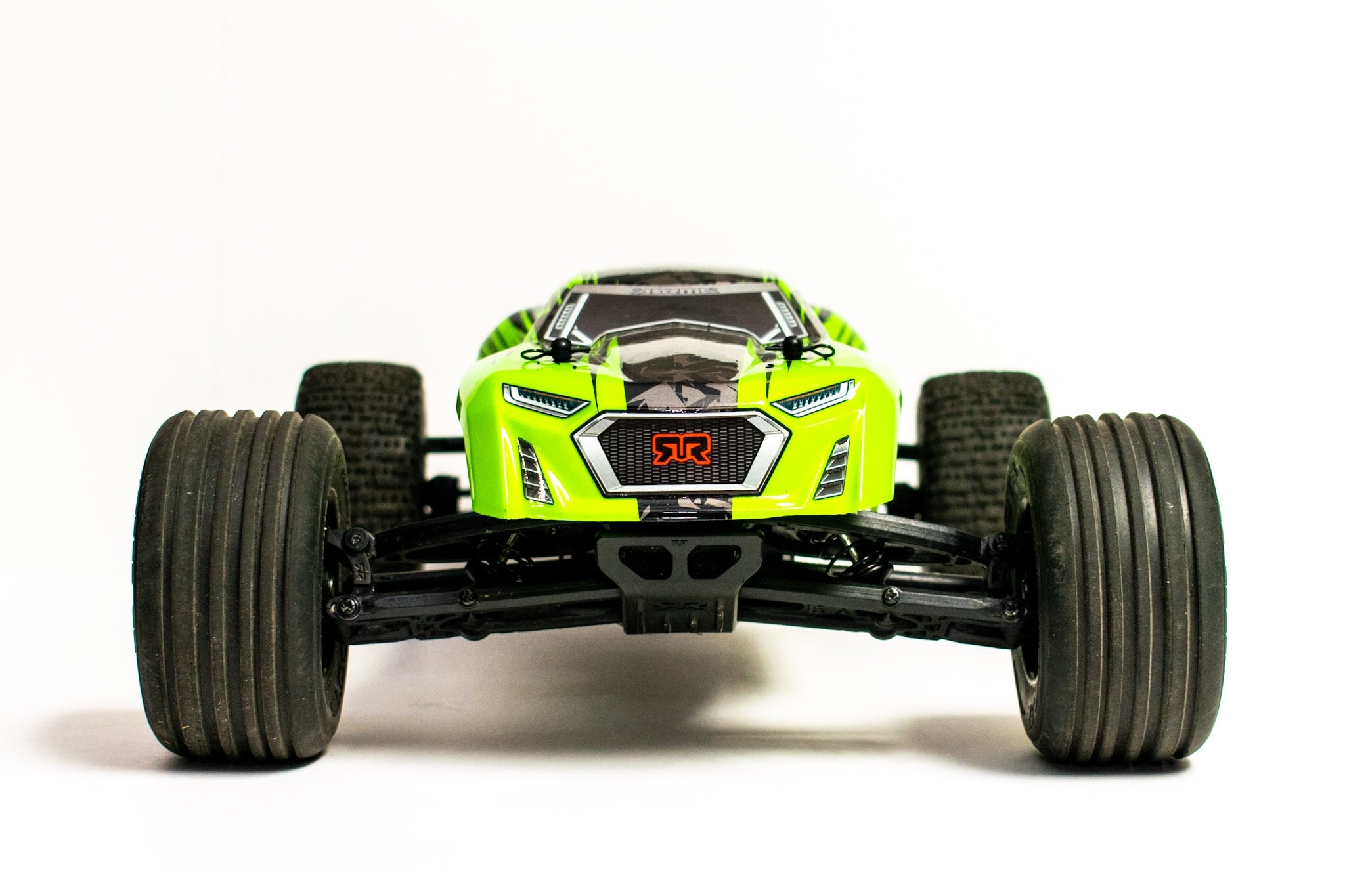 ARRMA Fazon Voltage Studio Front
