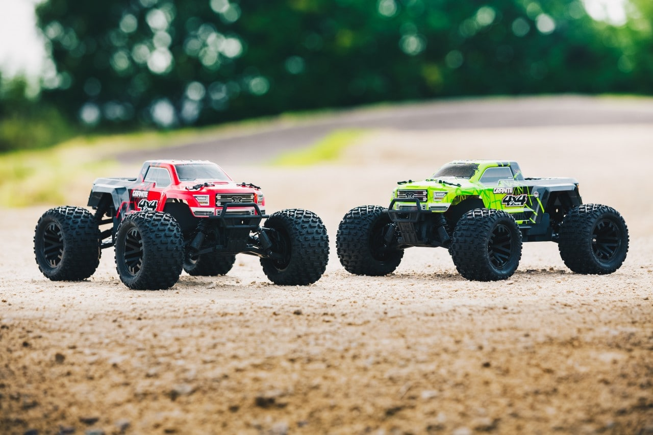Tackle Any Terrain with ARRMA's Granite Mega 4×4 Monster Truck