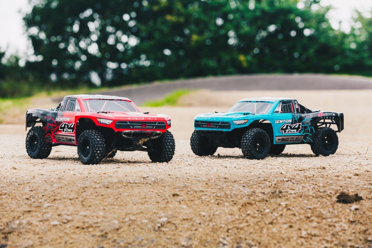 Four-Wheeling Fun: ARRMA's Senton Mega 4×4 Short Course Truck