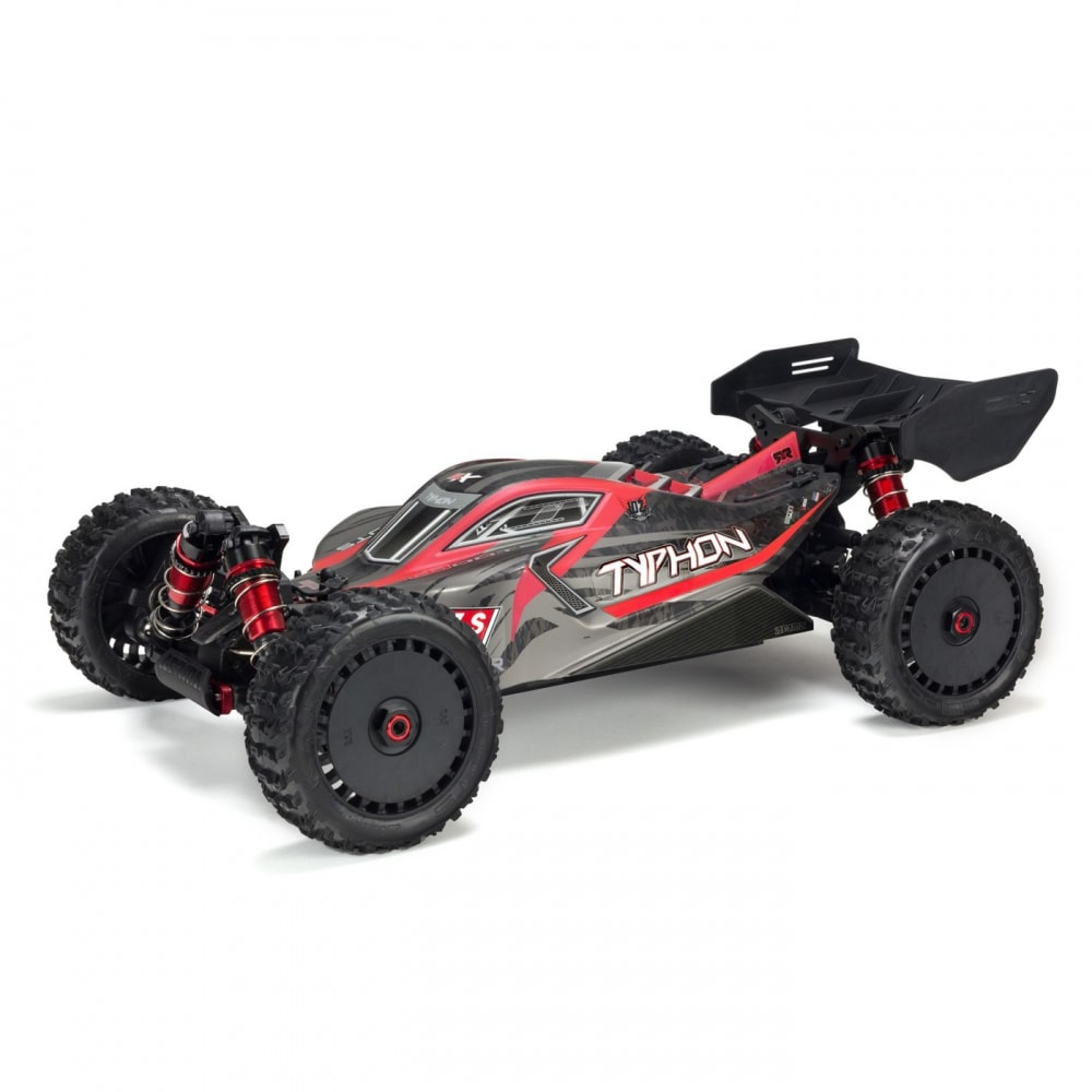 Tear up Turf with ARRMA's Updated Typhon 6S BLX Buggy