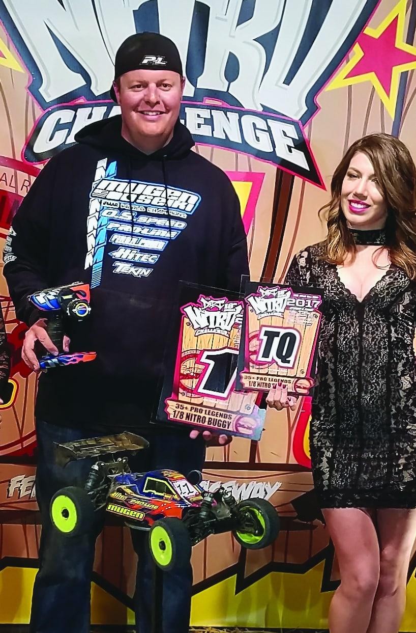 Phillips, Drake and Bornhorst Show the Way at the 2017 Dirt Nitro Challenge