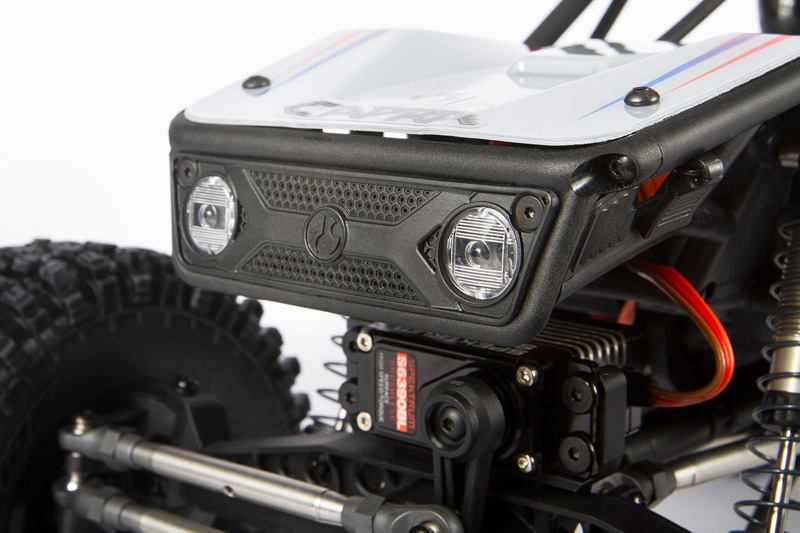 Axial Capra Unlimited Trail Buggy Kit - Grille