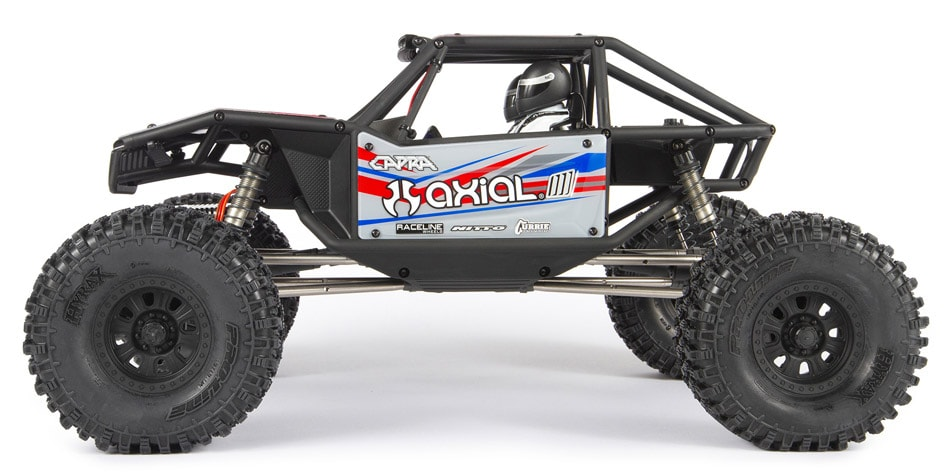 Axial Capra Unlimited Trail Buggy Kit - Side